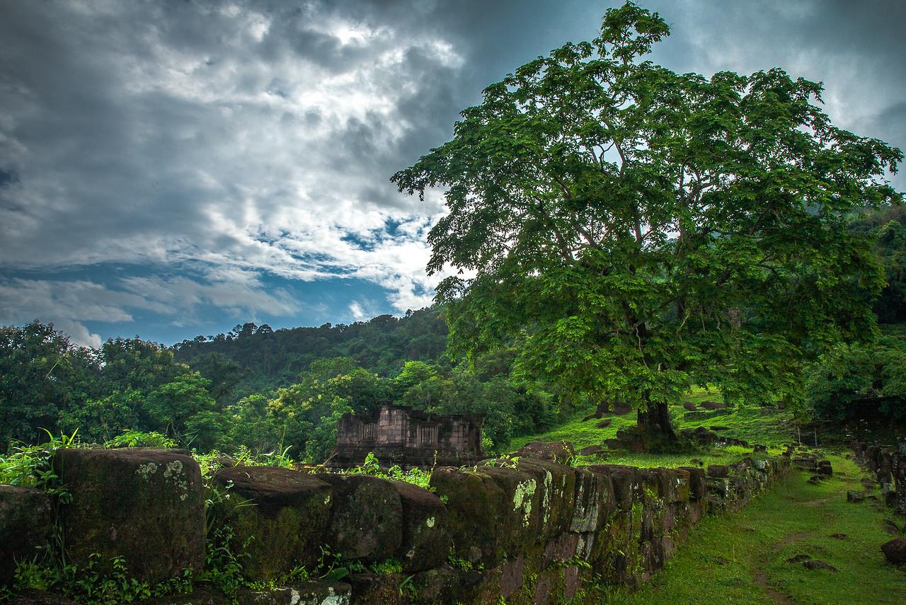 Vat Phu - world heritage site | Champasak Province, Laos