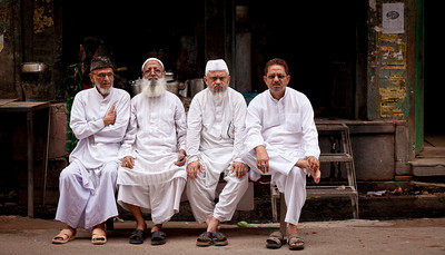 Four wise men....