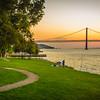 Best of Lisbon Bridge Sunset Photography 2 By Messagez com