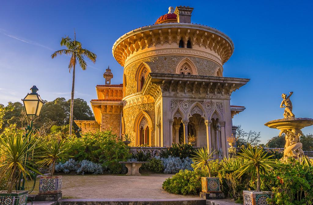 Sintra Monserrate Palace Photography By Messagez com