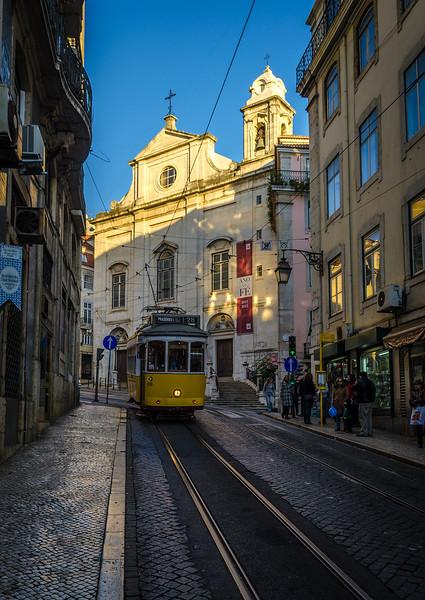 Best of Lisbon Tram Images 5 By Messagez.com
