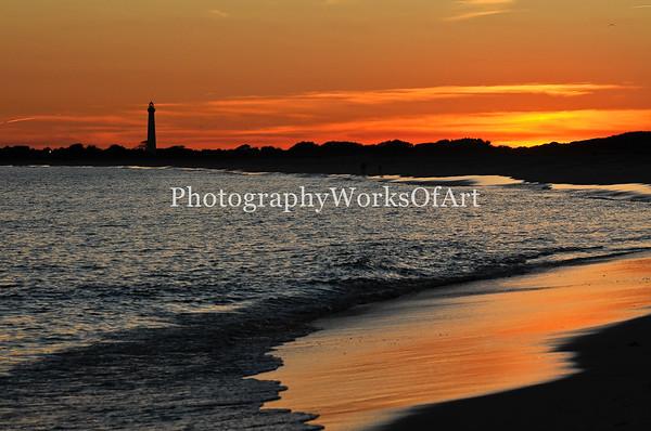 Cape May Sunset I
