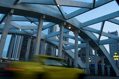 Dusk - Singapore