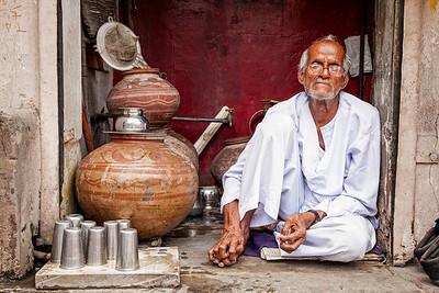 Chai vendor