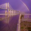 Magical Bridge Rainbow Photography 4 By Messagez com