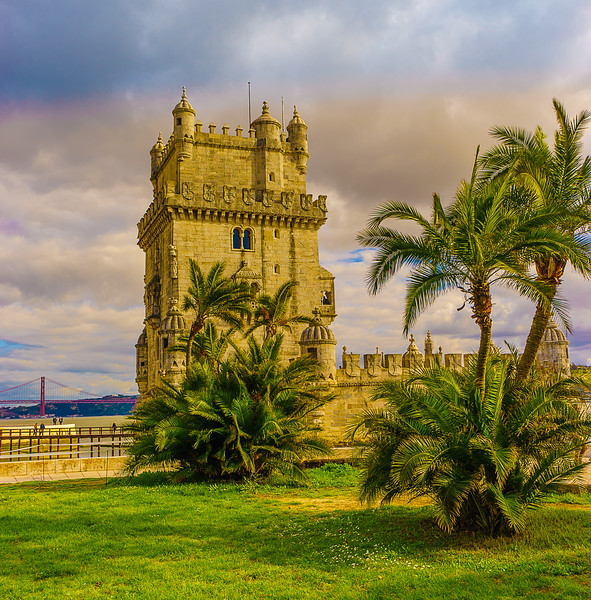 Best of Portugal Lisbon Tower Photography 13 By Messagez com