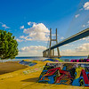 Original Portugal Bridge Art Photography 13 By Messagez com
