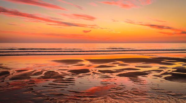 Costa da Caparica Sunset Photography By Messagez com