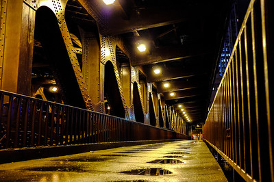 Michigan Avenue Bridge, Chicago