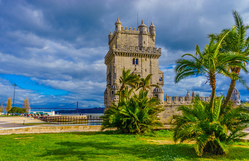 Best of Portugal Lisbon Tower Photography 14 By Messagez com