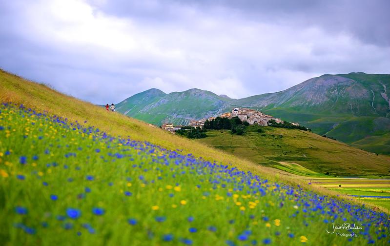 Casteluccio di Norcia, Italy