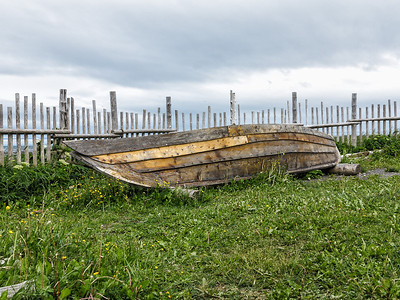 Newfoundland Trip #15 - Viking Canoe