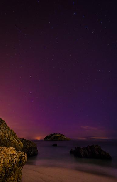 Portugal Coast Arrabida Night Sky Photography 7 By Messagez com
