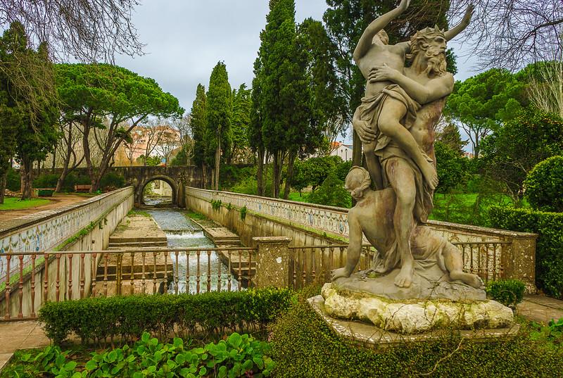 Queluz National Palace Fine Art Photography 13 By Messagez com