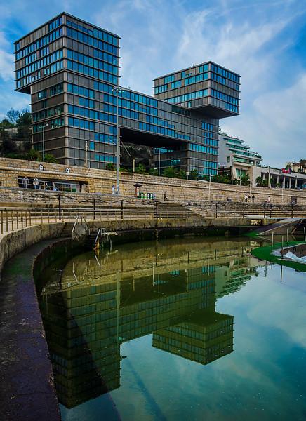 Cascais Architecture Reflection Photography By Messagez com