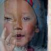 Young Tibetean boy