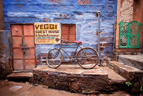 Street scene, Jodhpur