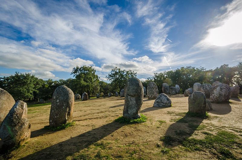 Portugal Cromlech of the Almendres Megalithic Magic Photography 10 By Messagez com
