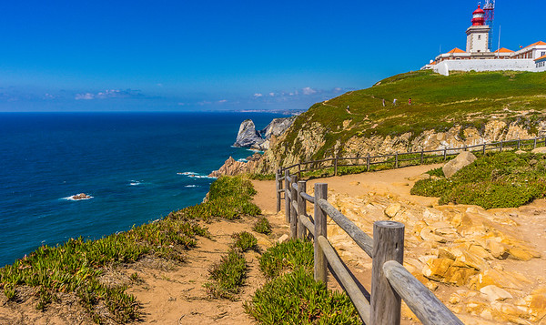 Portugal Cape Roca Fine Art Photography 7 By Messagez com