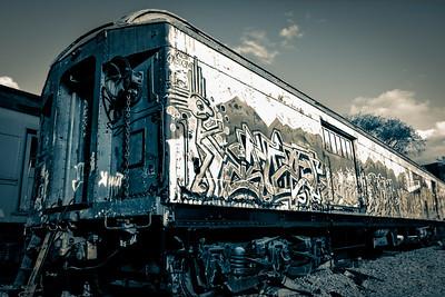 Train in Santa Fe - 2013