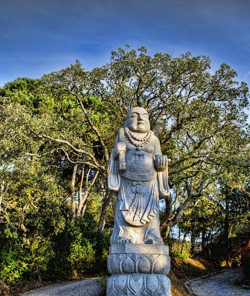 Peace Buddha By Messagez.com