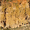 Bandelier National Monument near Los Alamos, New Mexico