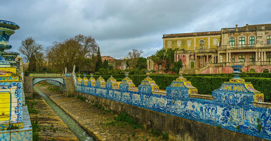 Portugal Queluz National Palace Art Photography 35 By Messagez com