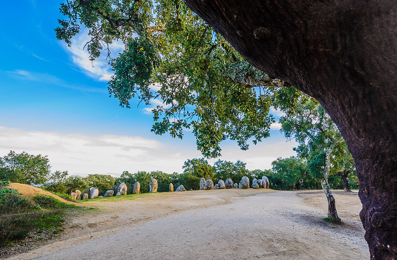 Portugal Cromlech of the Almendres Megalithic Magic Photography 17 By Messagez com