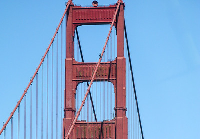 Golden Gate Bridge, San Franciso, USA