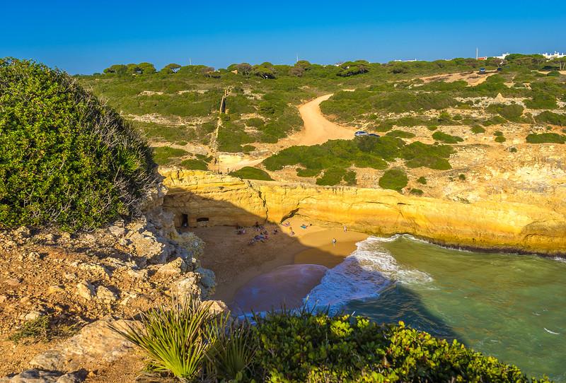 Best of Algarve Beaches Photography Praia do Carvalho 10 By Messagez com