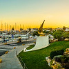 Beautiful Cascais Marina at Sunset Photography By Messagez com