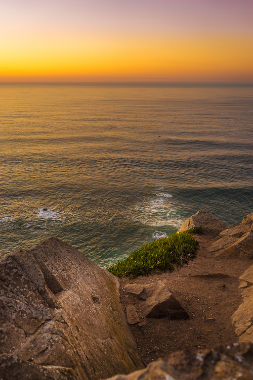 Portugal Atlantic Ocean Sunset Viewpoint Photography 7 By Messagez com