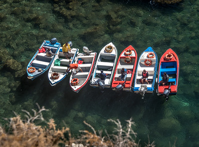 Boat Palette