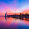 Magic Portugal Lisbon Sunset Reflection Photography 4 By Messagez com