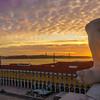 Lisbon Triumphal Arch Viewpoint Sunset Photography 25 By Messagez com