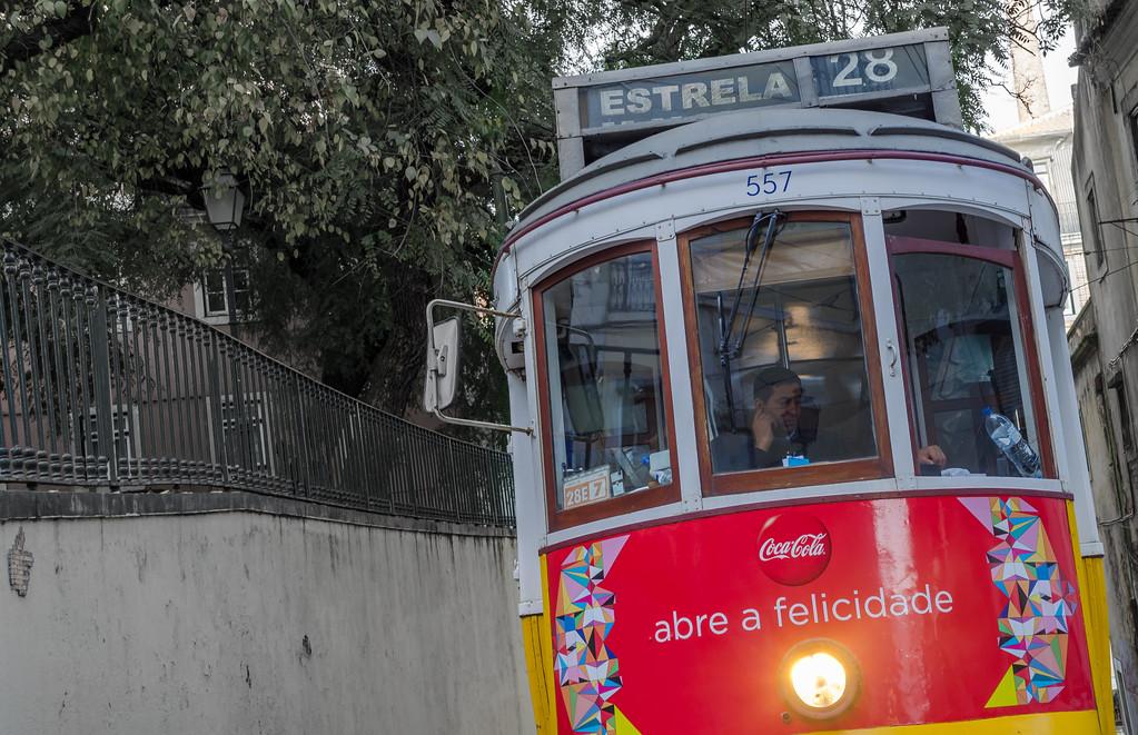 Lisbon Tram 28 Image By Messagez com
