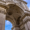 Lisbon Arco da Rua Augusta Photography 2 By Messagez com