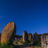 Portugal Cromlech of the Almendres Megalithic Complex Night Photography 20 By Messagez com