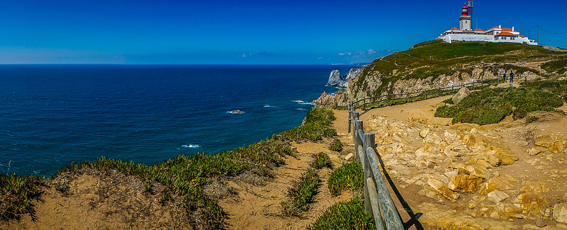 Best of Portugal Cape Roca Panorama Photography By Messagez com