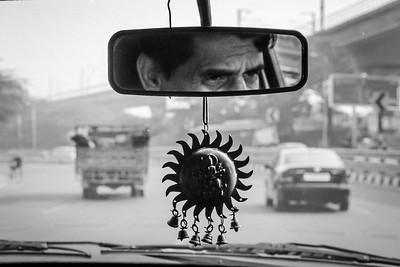 Faces of India: Taxi Driver Eyes