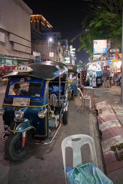 The Night Bazaar Chiang Mai, Thailand (2016)