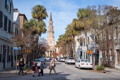 Charleston S.C.