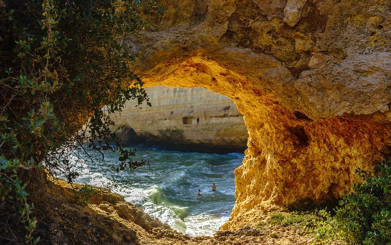 Best of Algarve Beaches Photography Praia do Carvalho 7 By Messagez com