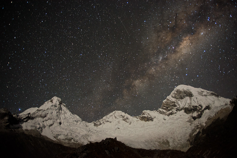 Santa Cruz, Cordillera Blanca- Huaraz, Peru. 2013