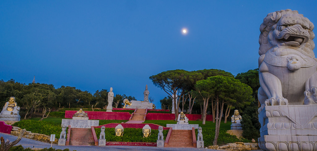 Buddha Eden Full Moon Meditation Photography By Messagez com