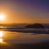 Portugal Guincho Beach at Sunset Photography 5 By Messagez com