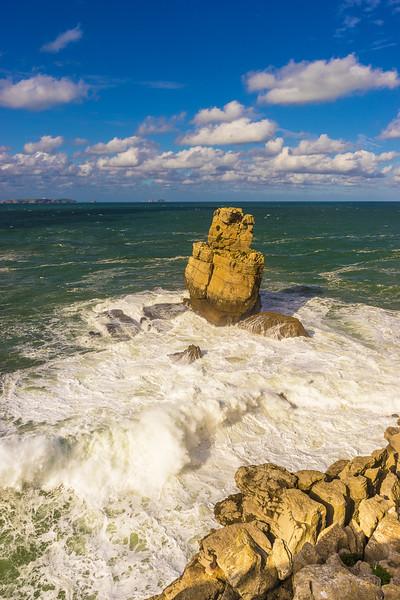 Original Portugal Peniche Coast Photography 2 By Messagez com