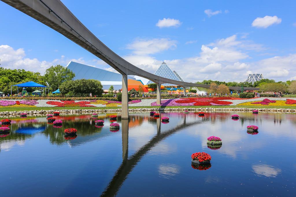 EPCOT, Orlando, FL, USA.