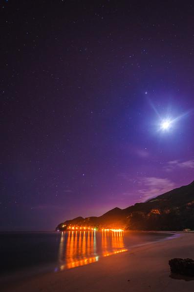 Portugal Coast Arrabida Night Sky Photography 3 By Messagez com