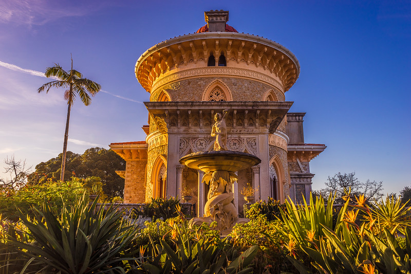 Sintra Monserrate Palace Photography 6 By Messagez com